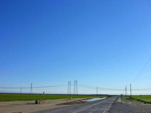 Highway 5 scenery