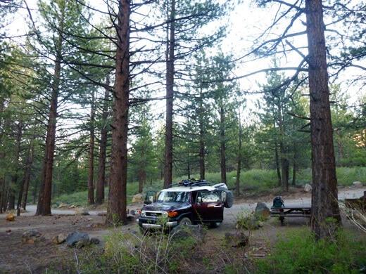 Sherwin Campground