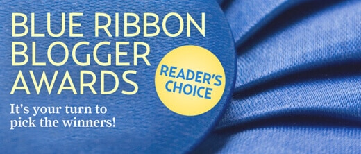 Country Living's 1st Annual Blue Ribbon Blogger Awards