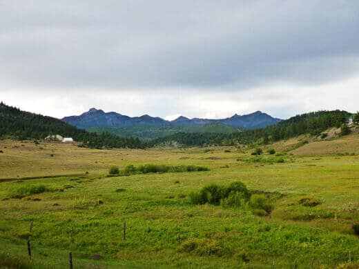 Sprawling ranch land in Pagosa Springs