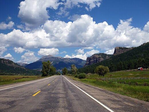 Road trip through Southern Colorado