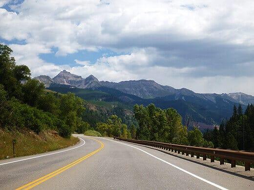 Highway to Telluride