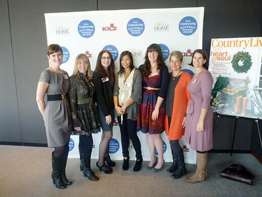 First Annual Blue Ribbon Blogger Award winners