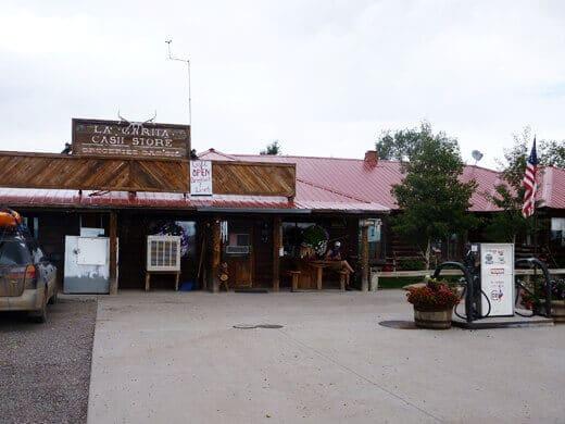 La Garita Cash Store