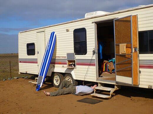 Surf trailer