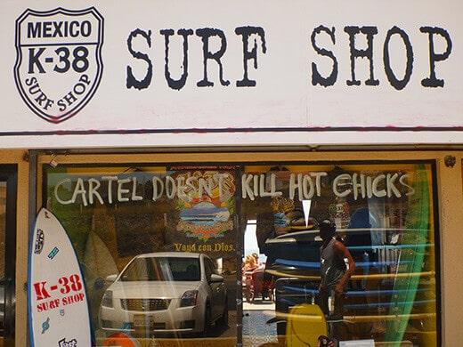 Cartel doesn't kill hot chicks