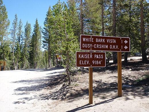Kaiser Pass