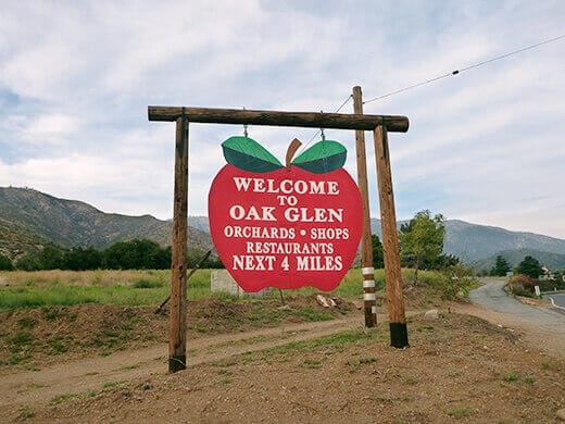 Oak Glen, California