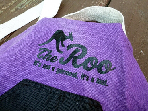 A giveaway from the Roo