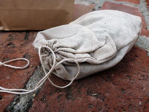 Compost tea bag