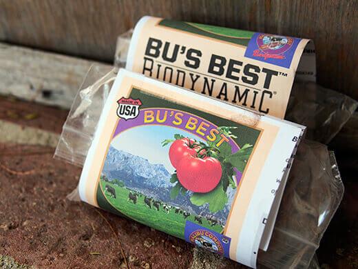Malibu Compost giveaway winner