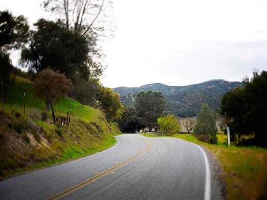 Old Coalinga Road