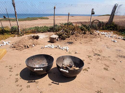 Future fire pits