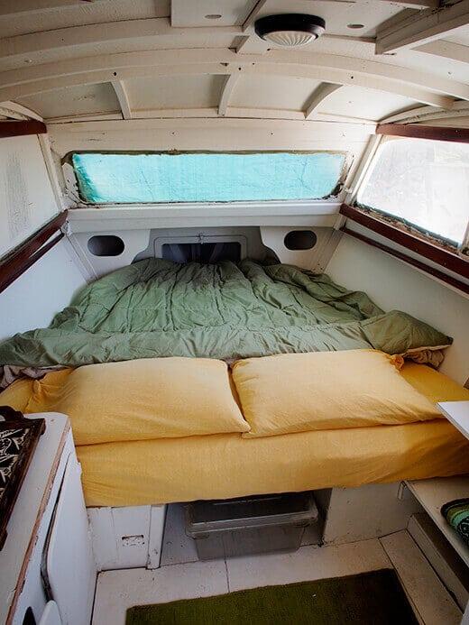 A cozier bedroom