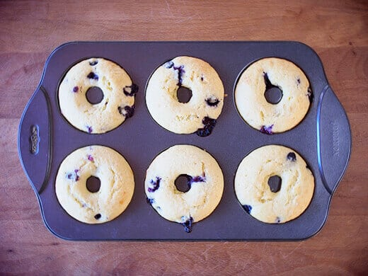 Pull your donuts out of the oven