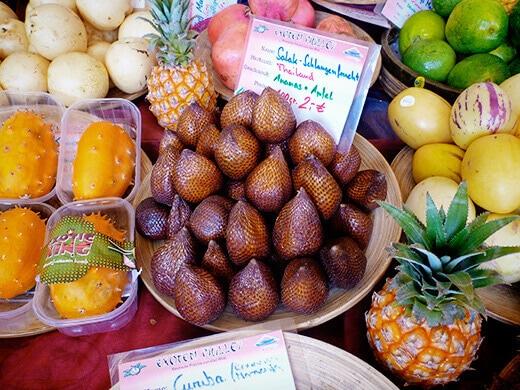 Thai fruit