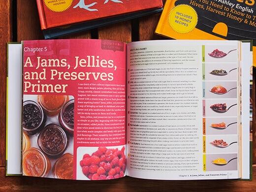Jams and jellies