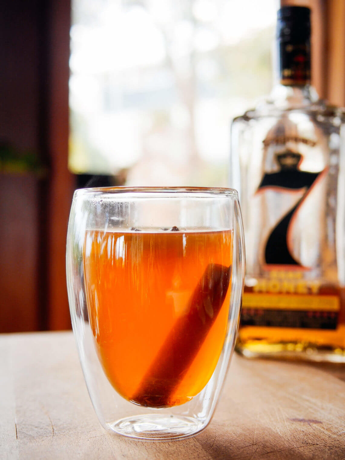 Cozy up with a honeylicious hot toddy recipe