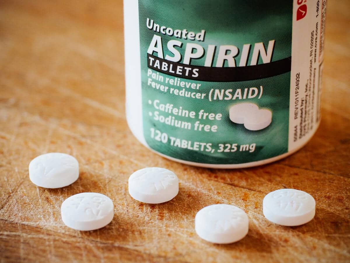Use aspirin to boost plant immunity
