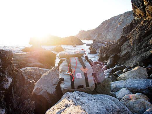 The Klettersack in Big Sur