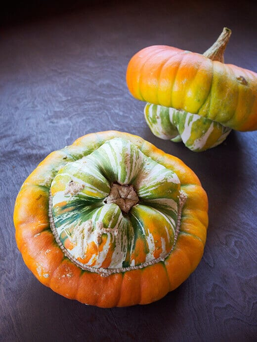 Turk's Turban winter squash