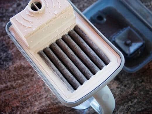 Camelbak Relay filtration system