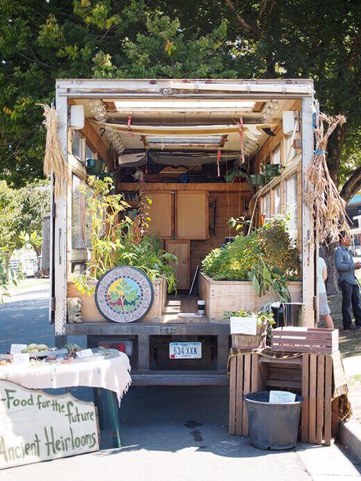 Mobile garden