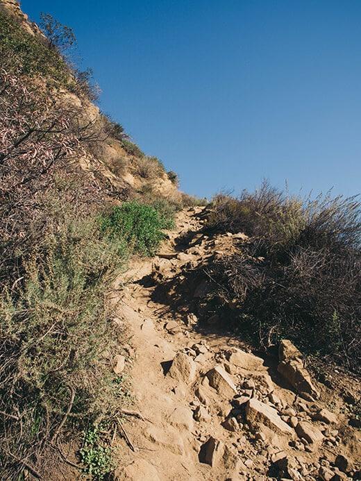 Hiking the Wonder View Trail