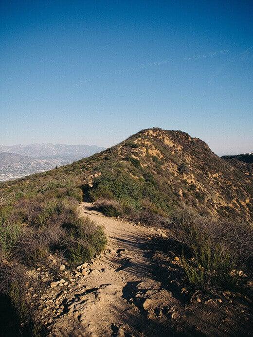 Hiking the Aileen Getty Ridge Trail