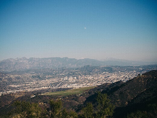 View of Glendale