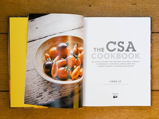 Win an advance copy of The CSA Cookbook! (Three winners in all!)