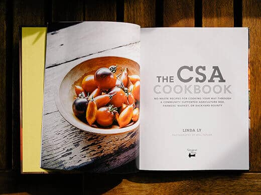 Order The CSA Cookbook from your local independent bookseller