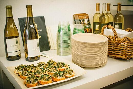 Sequoia Grove Winery Sauvignon Blanc and Chardonnay