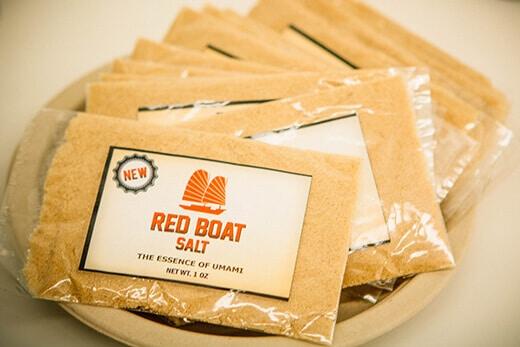 Red Boat umami salt