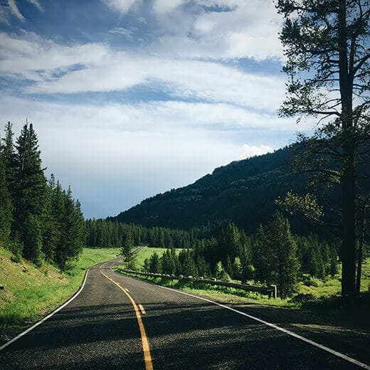 Life in the slow lane: 37 states in 48 days