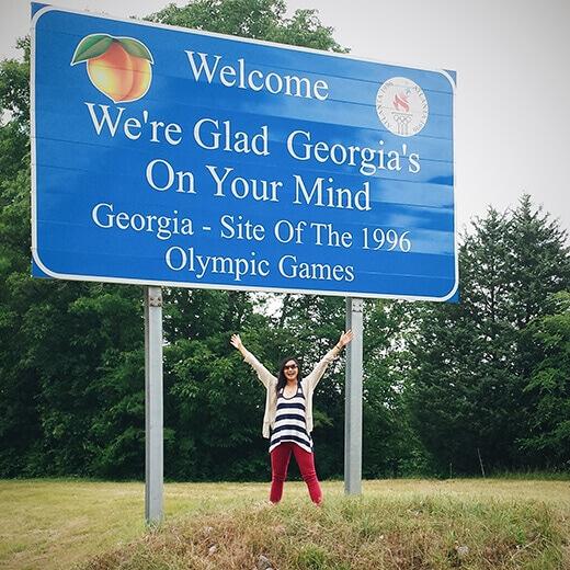 Georgia stateline