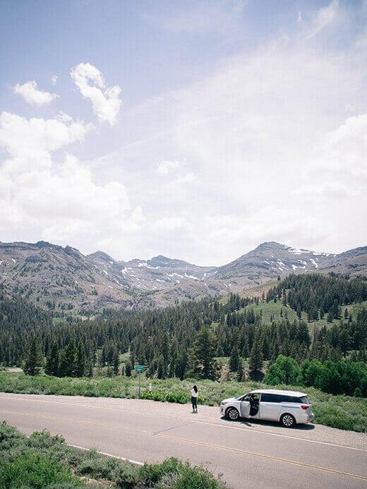 Adventuring across America with the Kia Sedona