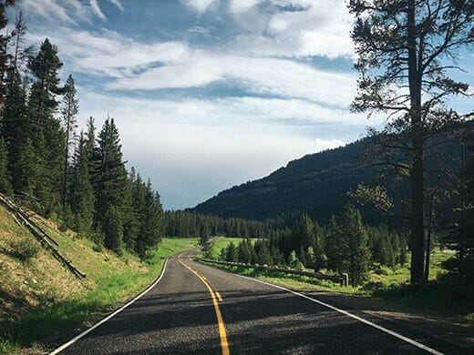 Wyoming solitude
