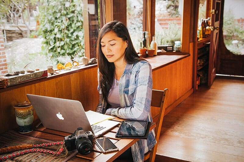 Tips for becoming a full-time blogger