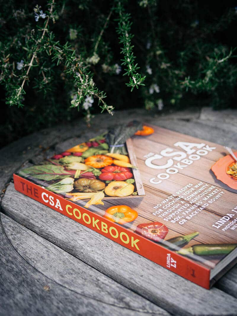 Holiday gift idea: a signed copy of The CSA Cookbook!