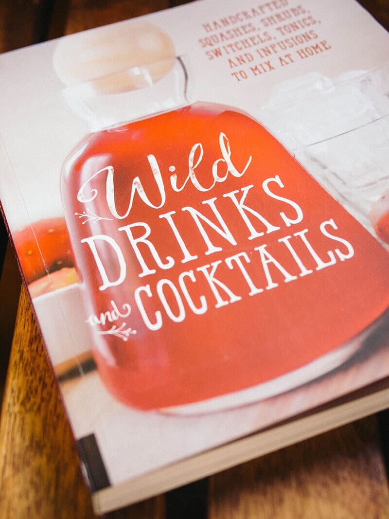 Wild Drinks and Cocktails by Emily Han