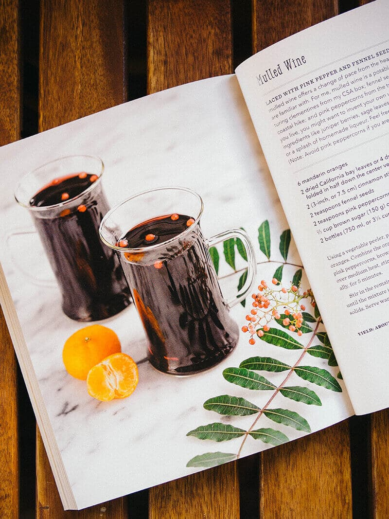 Emily Han's recipe for mulled wine
