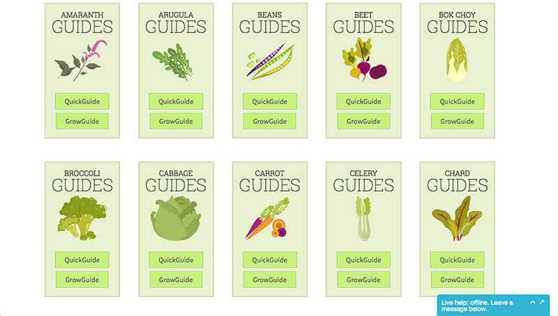 Archive of GrowGuides