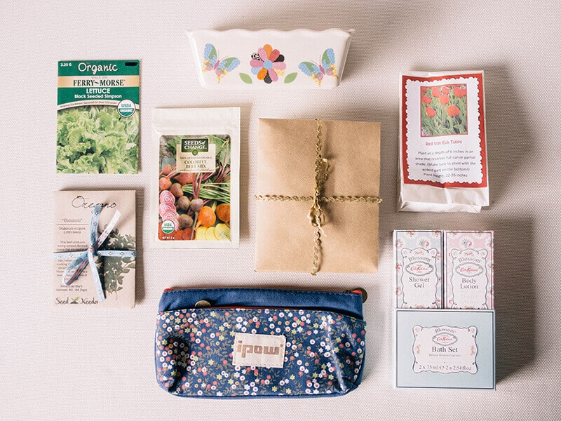 Jade Canopy: a subscription box for gardeners