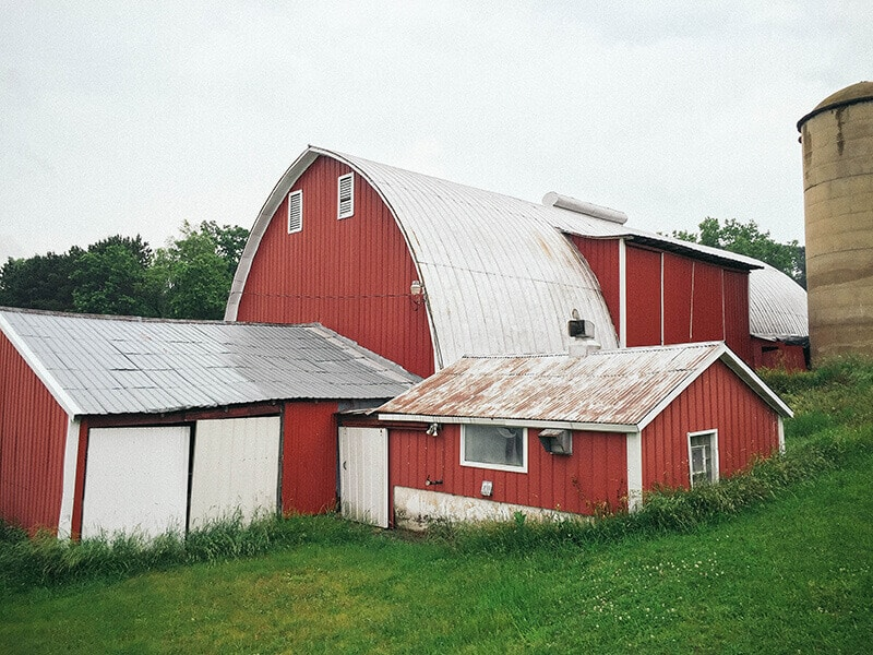 Barn in Western Wisconsin