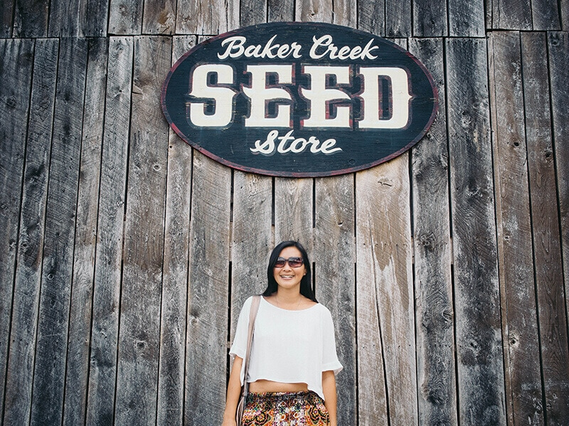 A tour of Baker Creek Heirloom Seed Company