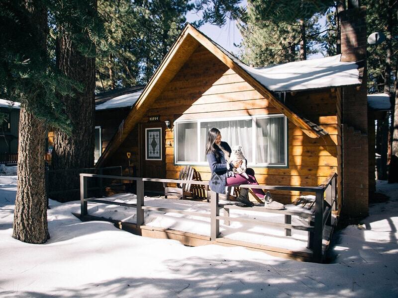 Big Bear Boarding House vacation rental