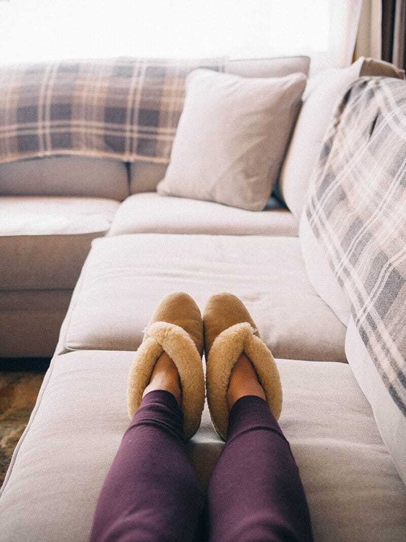 Most comfortable couch ever