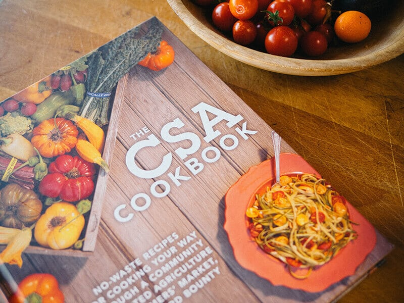The CSA Cookbook is an Amazon Kindle Monthly Deal in June