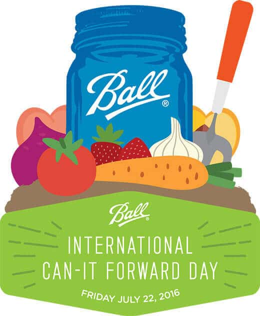 Watch me on Facebook Live on International Can-It-Forward Day!